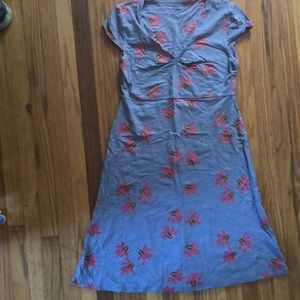 Toad and Co a-line dress